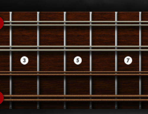 How to play D Major chords with a mandolin