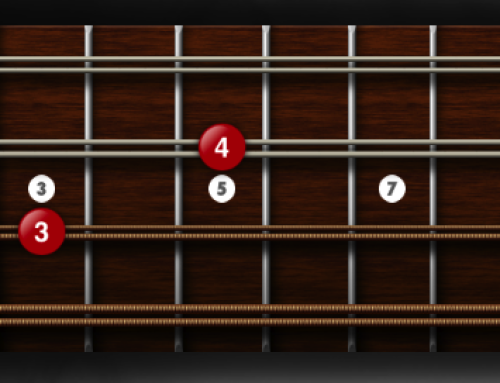 How to play D diminished mandolin chords