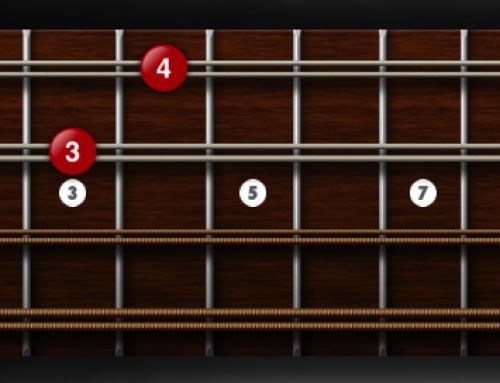 864 Fingered Chord Diagrams
