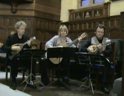 Stephen Lalor & Davis Duo – play Trio Seicento (IV)