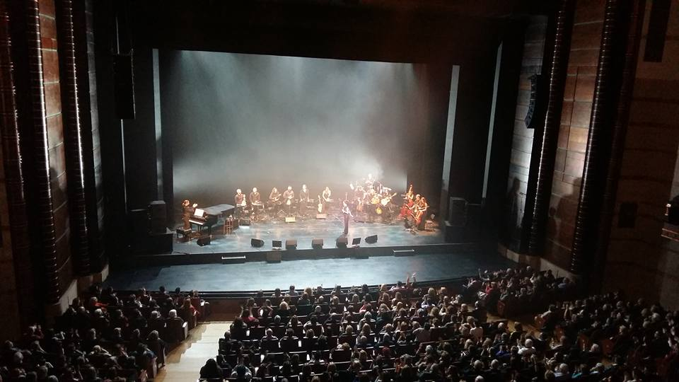 MandolinARTE perform a series of sold-out concerts in the biggest concert hall in Greece